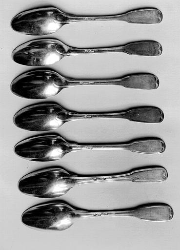 Série de cuillères