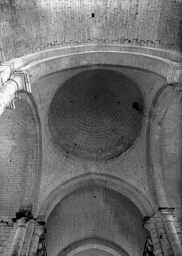 Voûte de la croisée du transept