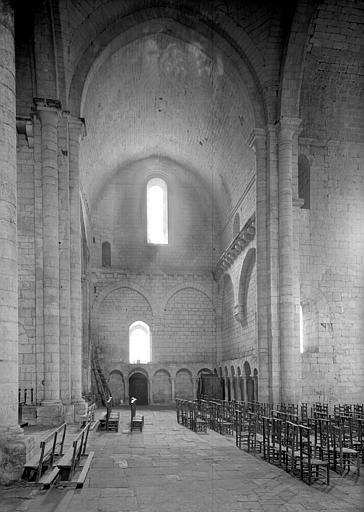 Transept vers le sud