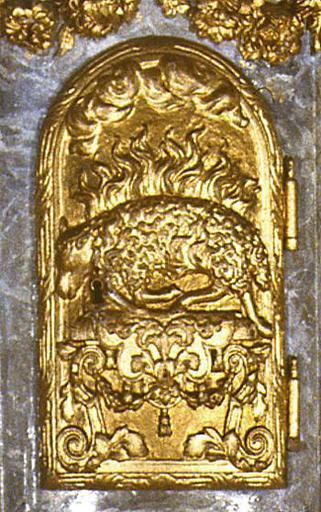Porte du tabernacle