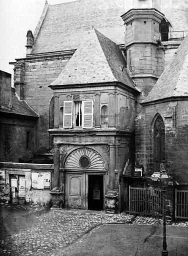 Eglise paroissiale Notre-Dame-des-Menus