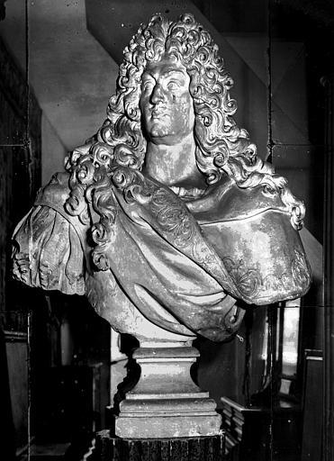 Buste de Louix XIV