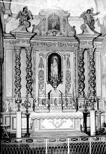 Eglise Sainte-Valérie dite église du Moutier