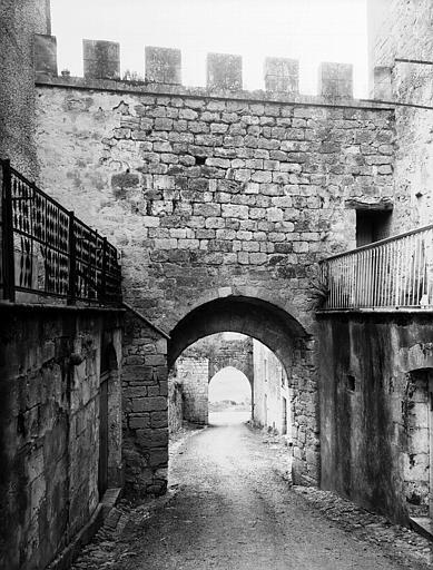 Porte de Luzier