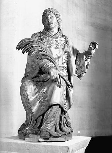 Statue : Saint Protais
