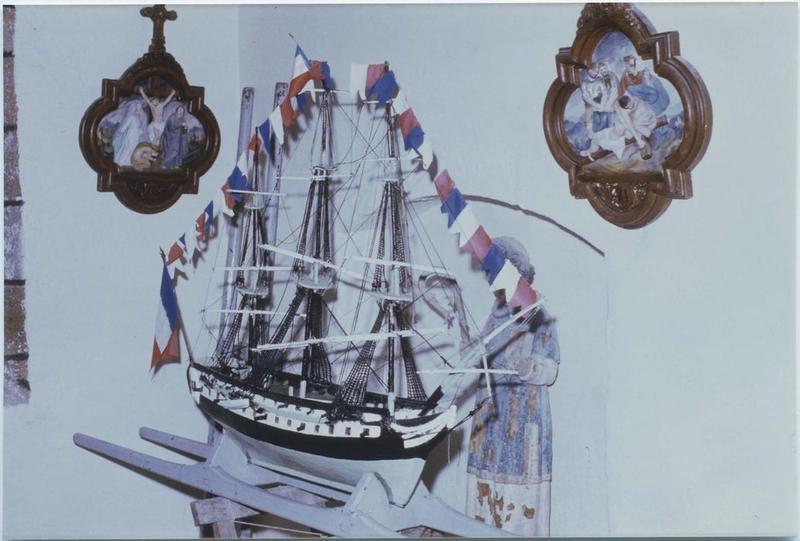Maquette (maquette de procession), détail