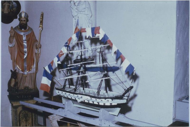 Maquette (maquette de procession), vue générale