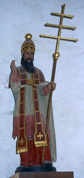 Statue : Saint Cornély