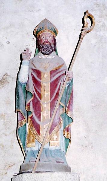 statue : Saint Cado n°1