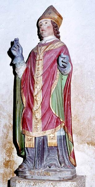 statue : Saint Cado n°2