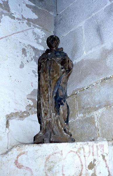 statue : Saint Vincent Ferrier
