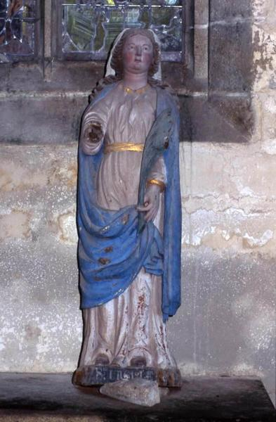 Statue : Sainte Ursule