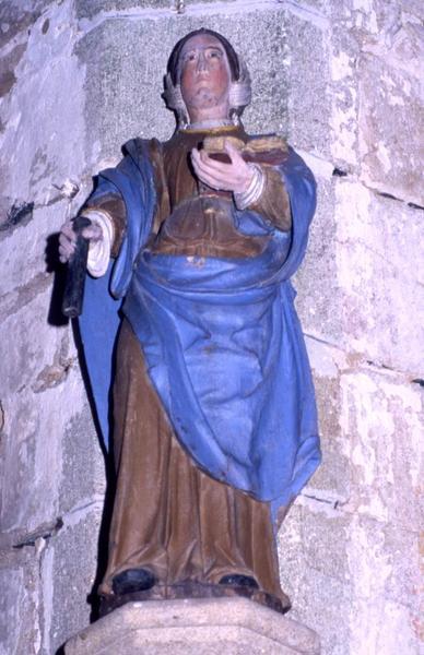 Sainte Femme dite Sainte Apolline