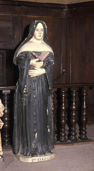 Statue : Sainte Angèle