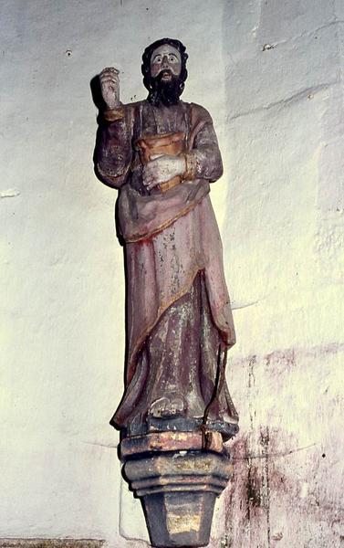 Statue : Saint semeur