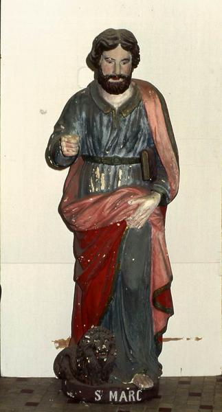 Statue : Saint Marc