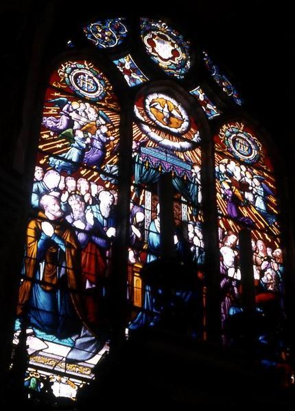 Verrière : Pentecôte