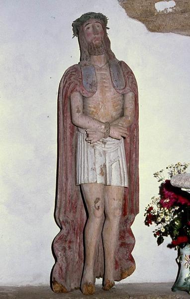 Statue : Christ aux liens