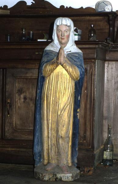 Statue : Sainte Elisabeth
