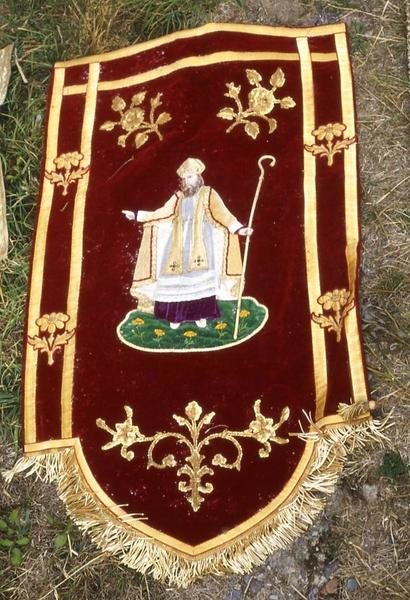 Bannière de procession n°1 : Saint Malo