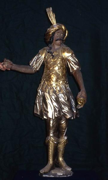 Deux statues : Turcs