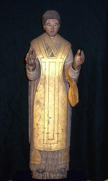 Statue : Saint Bieuzy