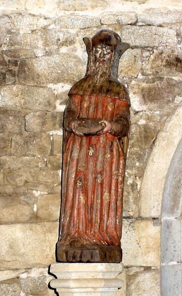 Statue : Saint Nicodème (?)