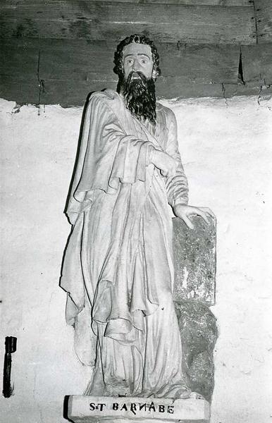 Statue : Saint Barnabé
