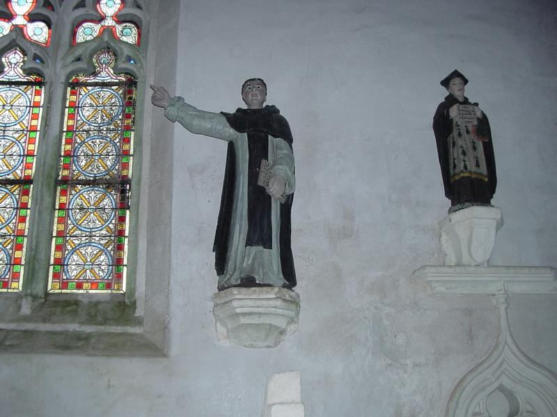 Statue : Saint Vincent Ferrier
