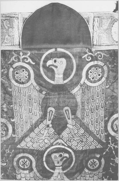 Chape dite du manteau de Charlemagne