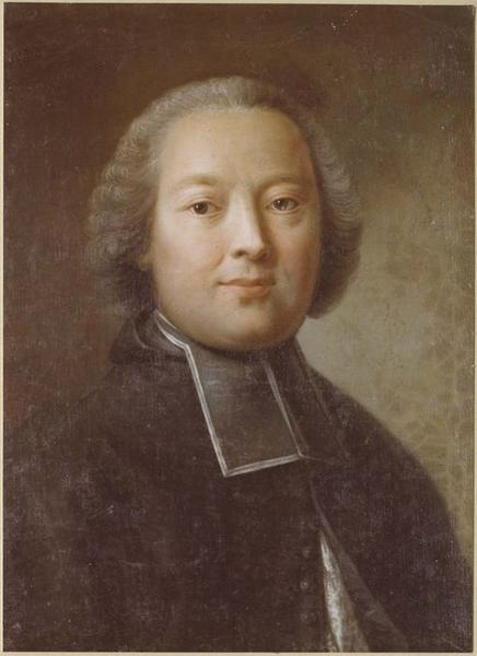 Tableau : portrait de Bossuet