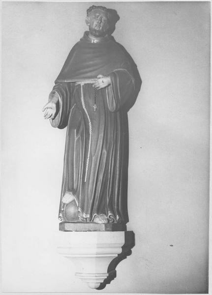 Statue : saint François-d'Assise