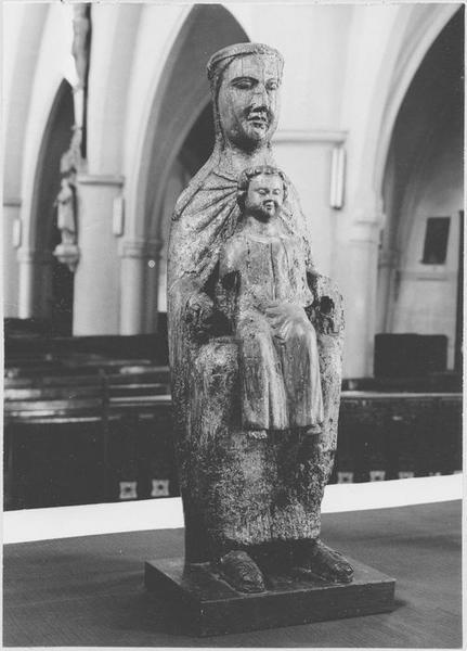 Statue : Vierge à l'Enfant dite Notre-Dame-d'Alyn