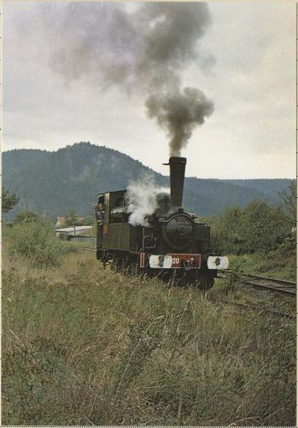 Locomotive-tender Fives-Lille 020 T 1 Vesta, type 142 A, à voie normale, n° 4533