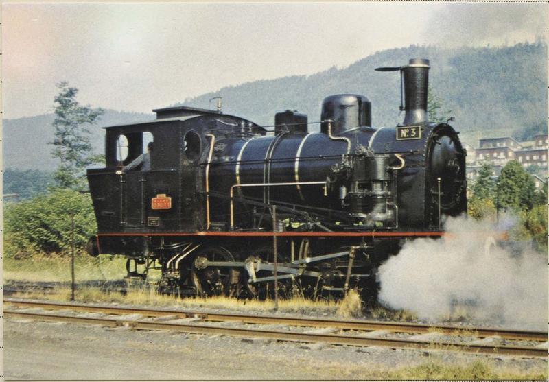Locomotive-tender Krupp 030 T 1, à voie normale