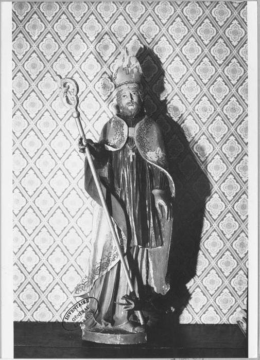 statue : Saint Clément