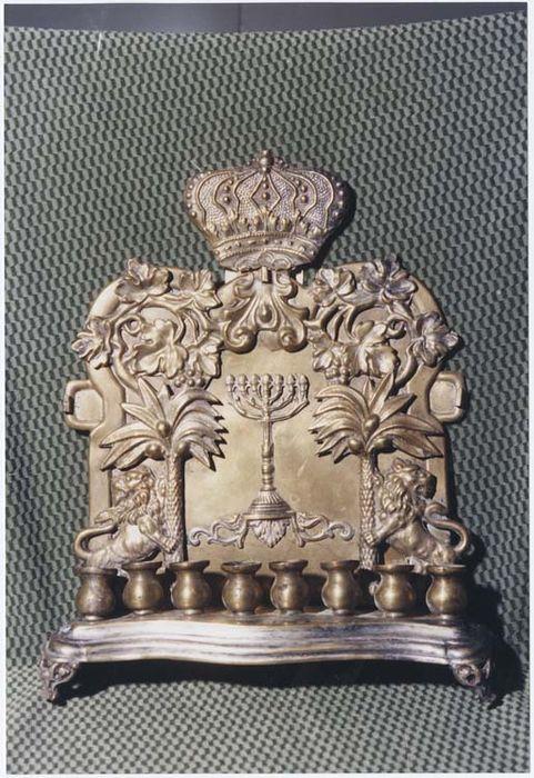 Lampe de Hanouca (ou Hanouka)