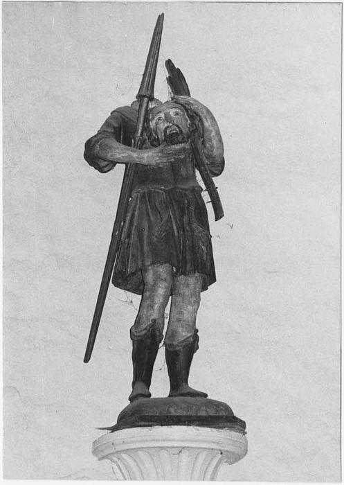 statue : Saint Livier