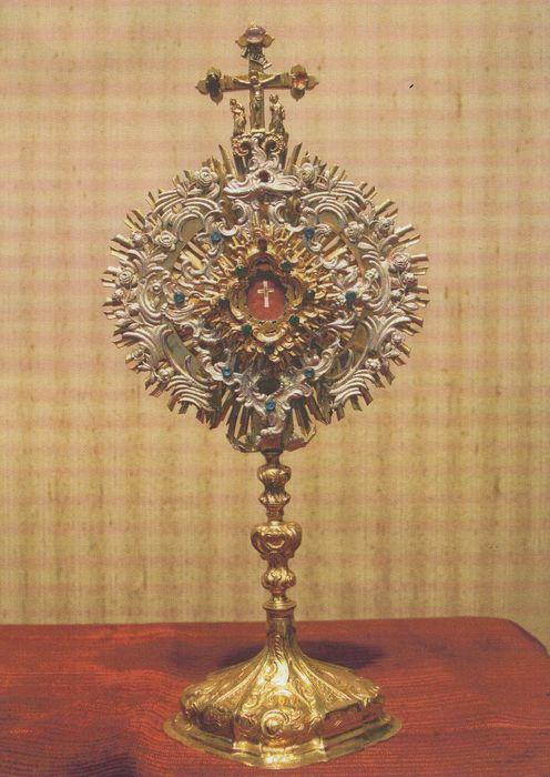 reliquaire de la Sainte-Croix