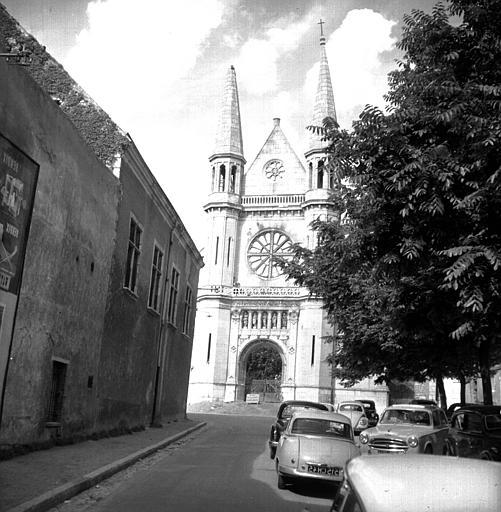 Restes de l'église Saint-Paul