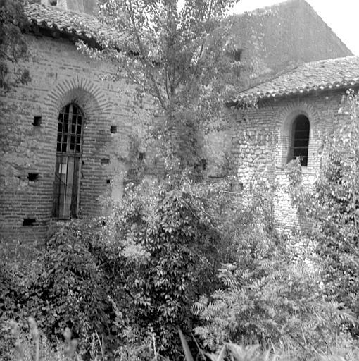 Église paroissiale Saint-Martin, Saint-Ansbert