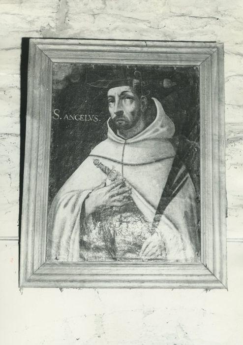 tableau : Saint Ange (martyr carme)