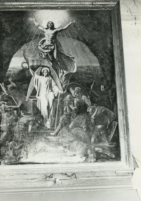Tableau : Résurrection