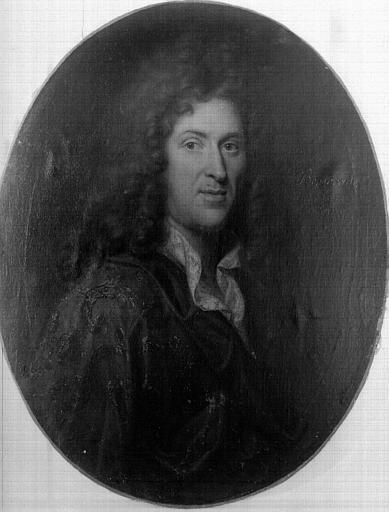 Tableau : Portrait d'Isaac de Benserade
