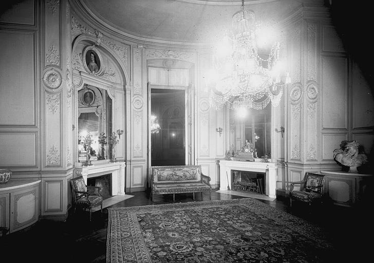 Grand salon : ensemble