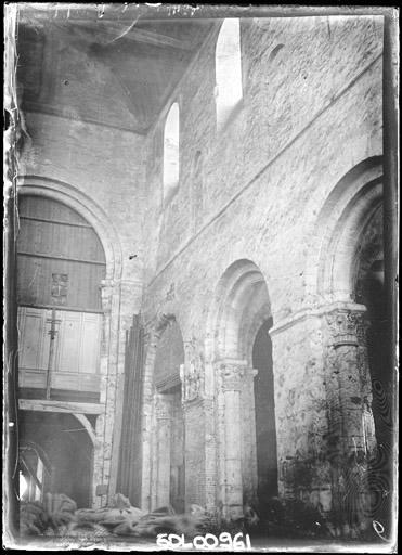 Ancienne abbaye Notre-Dame