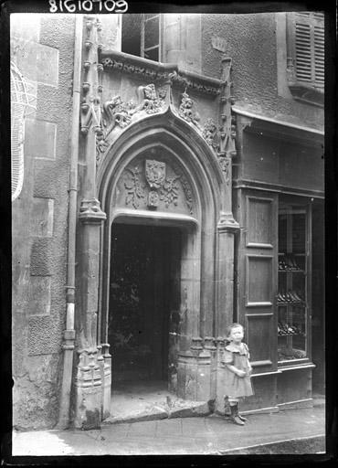 Porte du 16ème siècle
