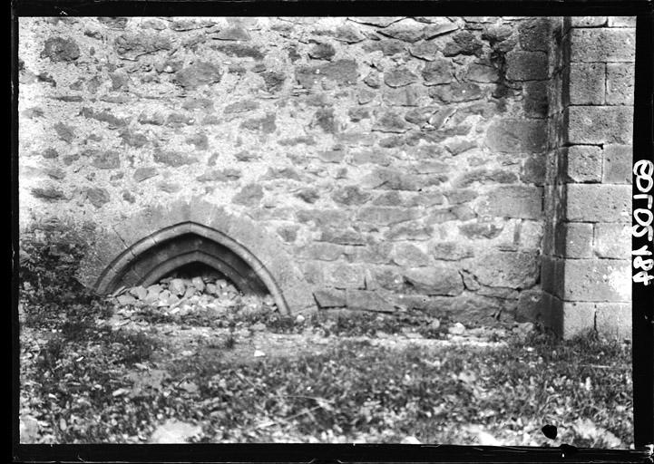 Ancienne abbaye de Mègemont
