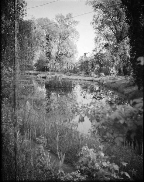 Ancienne propriété de Claude Monet