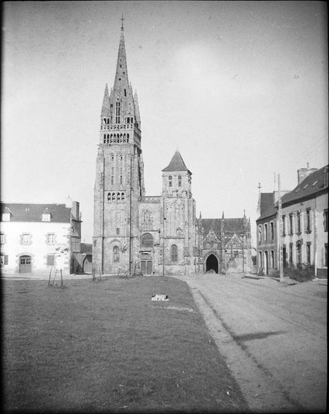 Eglise ou basilique Notre-Dame